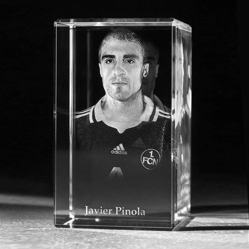 3d crystal glasfoto 3d laser portrait vom foto in glas 1376 - 3d kristall foto ...