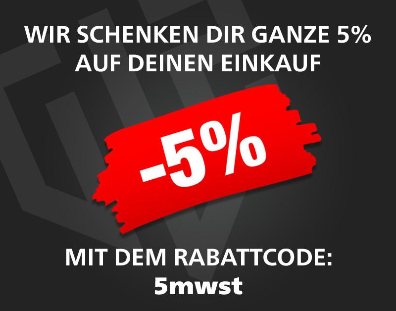 Jetzt mehr als 3% sparen