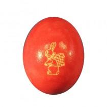 Logo Ei, Promotion Eier mit Wunschlogo graviert. Bunte Ostereier die essbare Werbung