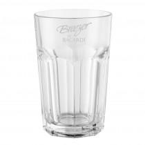 Glas mit Logo Gravur. Lasergravur auf Gläser. Trinkgläser, Cocktailgläser