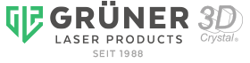 Grüner Laser Products - Shop für 3D Fotos in Glas und Obst & Trinkgläser Gravur